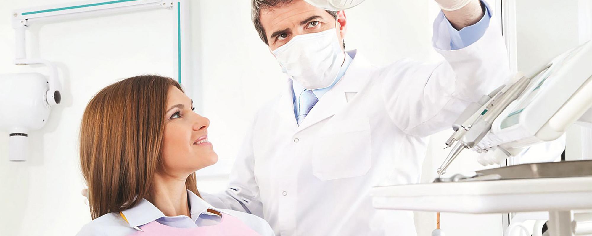 Здоров'я та краса зубів - <span>наша професія! </span>